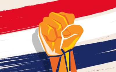 PEM's resolution of solidarity for our Dutch colleagues