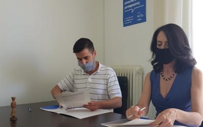 Η ΠΕΜ υπέγραψε Σύμφωνο Συνεργασίας με το Γαλλικό Ινστιτούτο Ελλάδος
